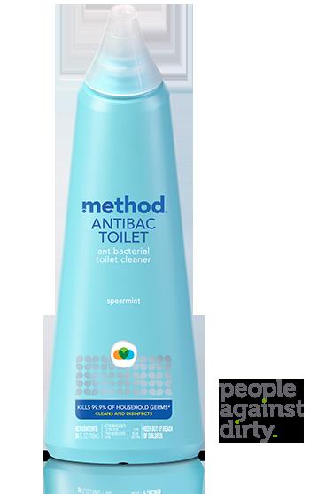 Method Antibacterial Natural Toilet Bowl Cleaner