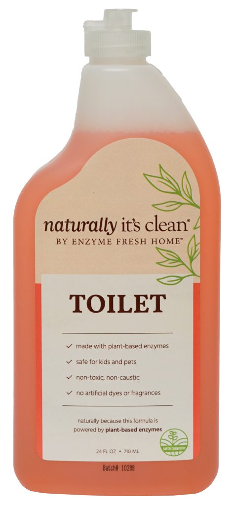Naturally It's Clean Natural Toilet Bowl Cleaner