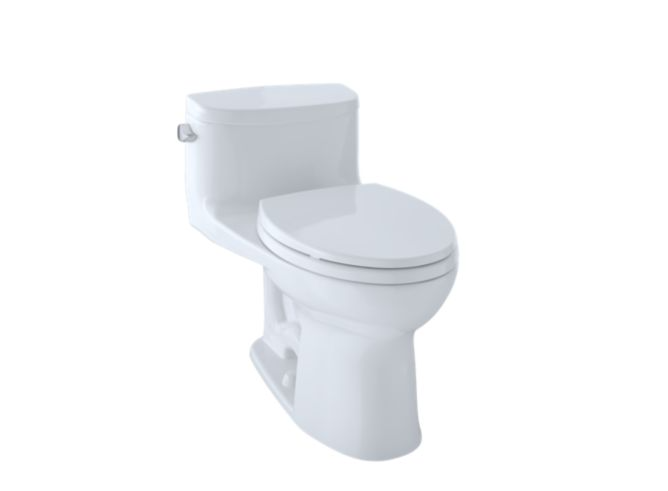 TOTO SUPREME ELONGATED ONE PIECE TOILET