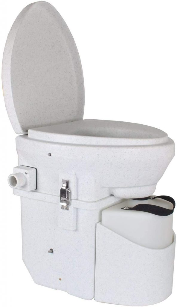 Nature's Head Spider Handle Toilet Off Grid Toilet