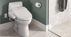 bio bidet bb-600 ultimate bidet toilet combo