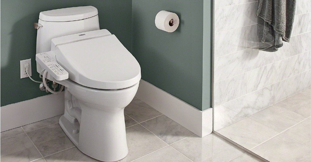 Bio Bidet BB-600 Ultimate Advanced Bidet Toilet Combo