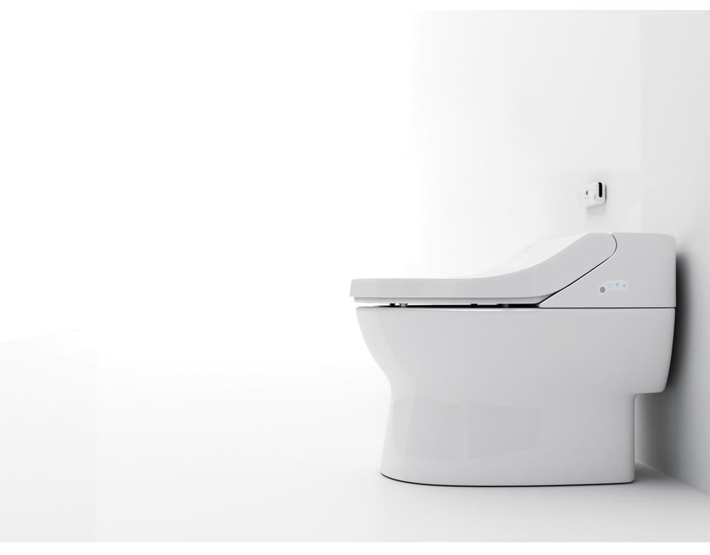 Bio Bidet IB835 Bidet Toilet Combo