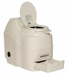 Sun-Mar Excel-NE off grid toilet