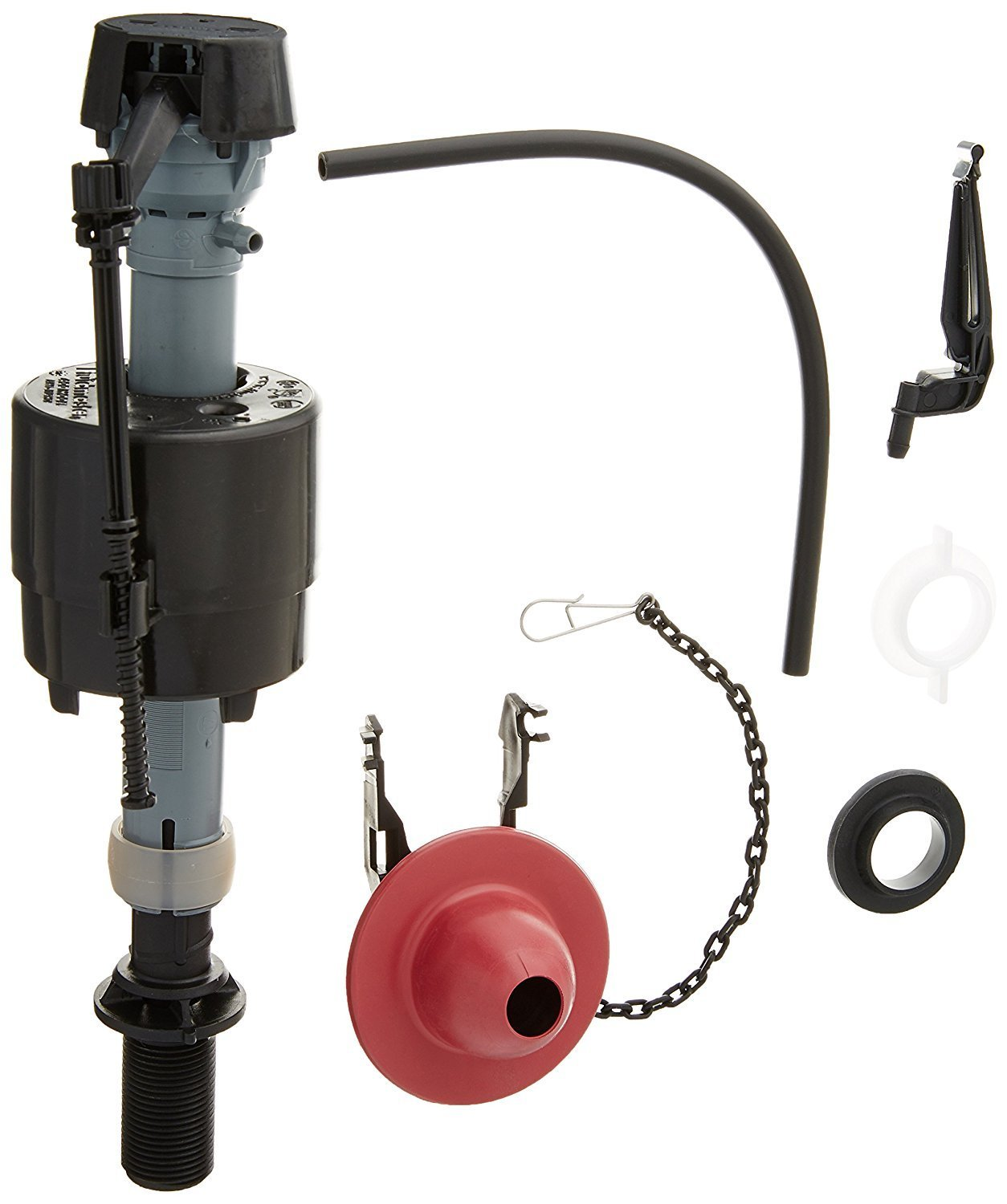 FLUIDMASTER 400C FILL VALVE AND 2 INCH FLAPPER TOILET REPAIR KIT