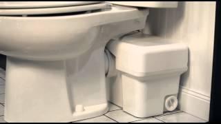 Liberty Pumps Best Upflush Toilet