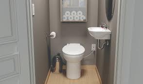 Saniflo 023 Self-Contained Upflush Toilet