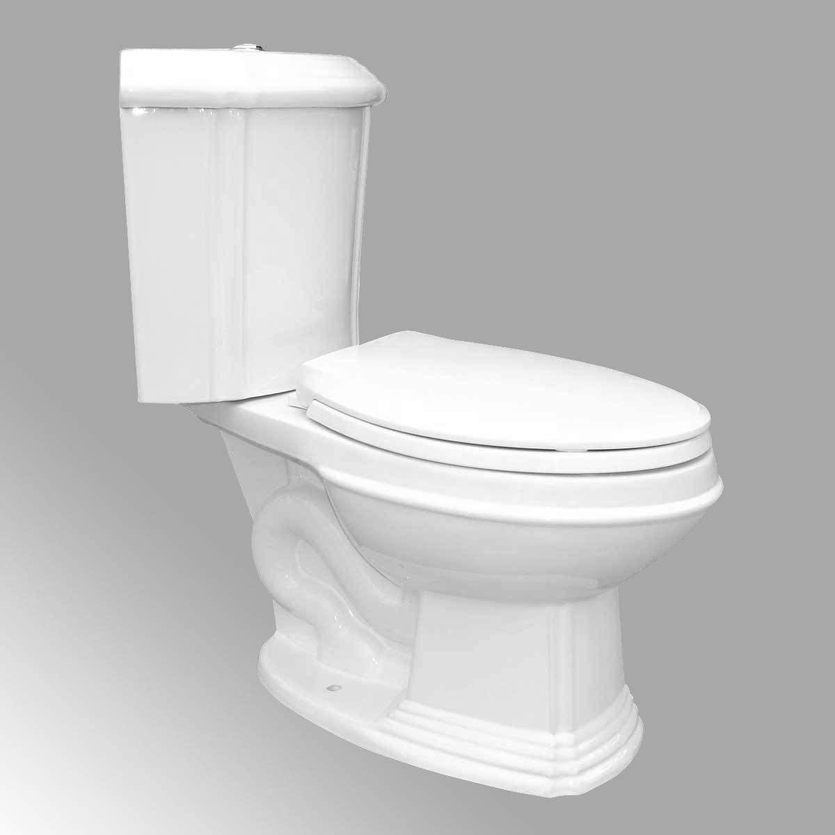 Sheffield Corner 2-Piece WaterSense corner toilet