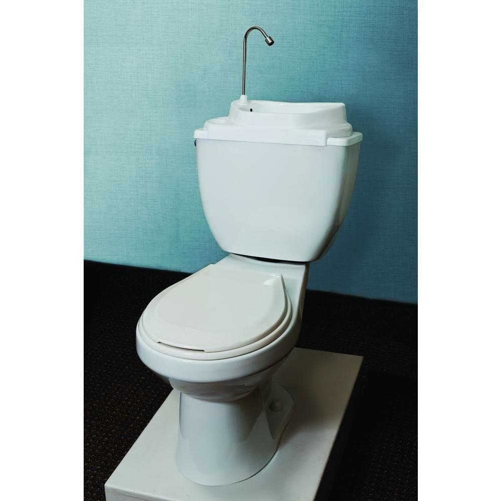 SinkPositive Toilet Sink Combo
