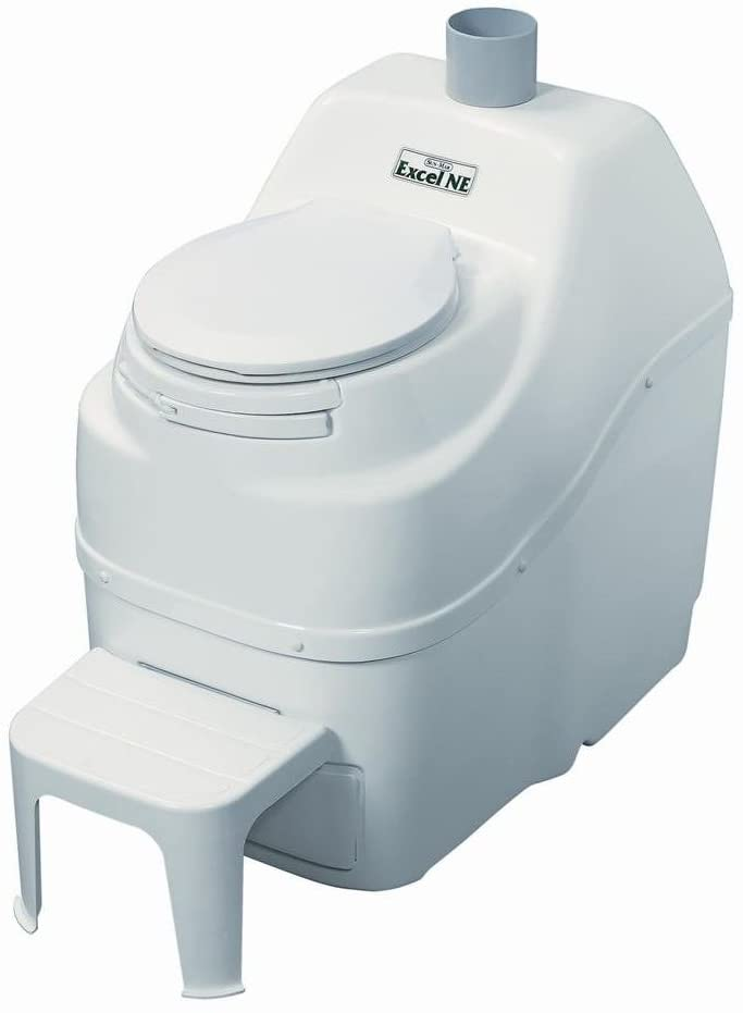 sun mar non electric off grid toilet