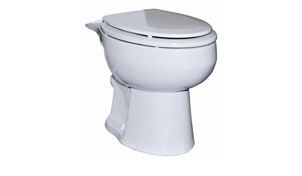 Zoeller Ultima Elongated Best Upflush Toilet