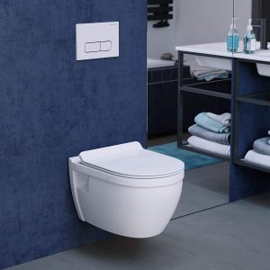 best rear outlet toilets