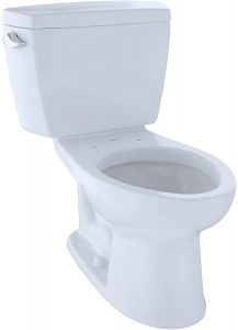 8-inch rough-in toilets or 9-inch rough-in toilets