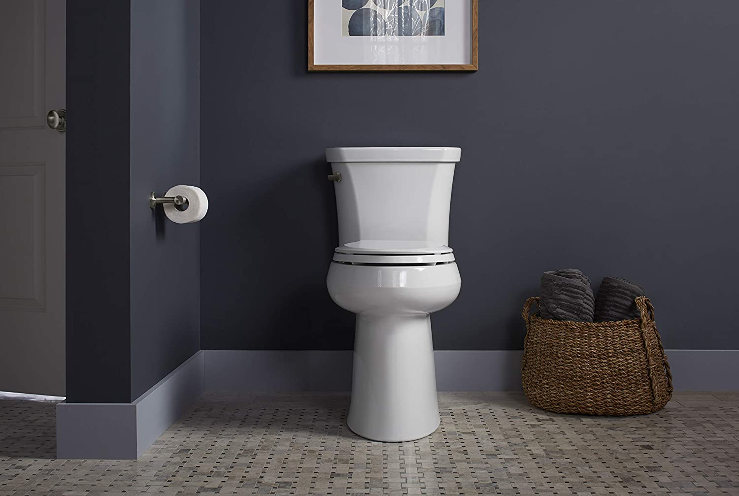 best 19 inch high toilets